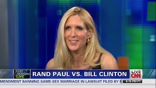 Ann Coulter Rips Democrats For Sex Scandals: