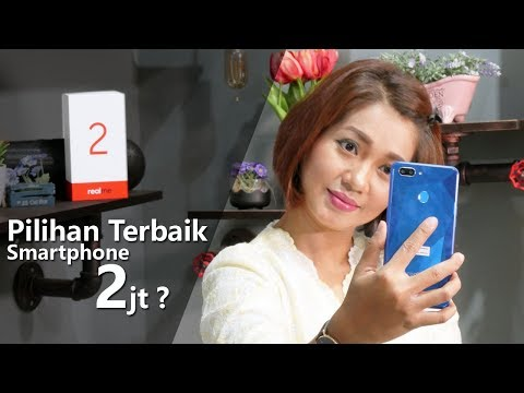 Budget 2jt Koq Gini ? Realme 2 Diamond Blue Review Indonesia