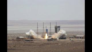 أخبار عالمية | #إيران تؤكد أنها اختبرت بنجاح صاروخا لإطلاق الأقمار الصناعية