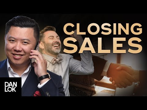 The Art Of Closing Sales