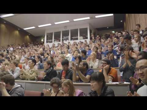 Nobel Prize winner Ben Feringa (with subtitles)