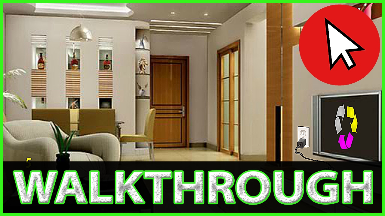 Indoor plants house escape walkthrough games2rule youtube for Minimalistic house escape 5 walkthrough