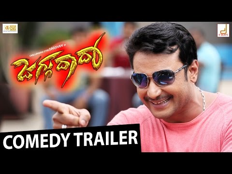 Jaggu Dada Kannada New Movie - Comedy Scene | Challenging Star Darshan | Raghavendra Hegde
