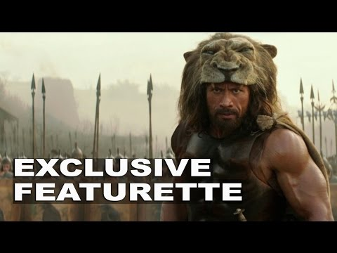Hercules: Exclusive Featurette with Dwayne Johnson, Irina Shayk & Reece Ritchie