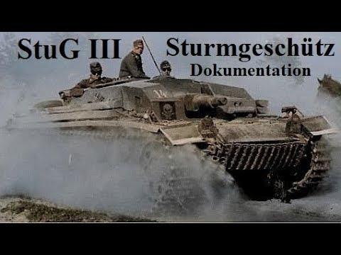 Der erfolgreichste Panzerjäger des 2.Weltkrieges ! Sturmgeschütz StuG III Dokumentation 1940-42