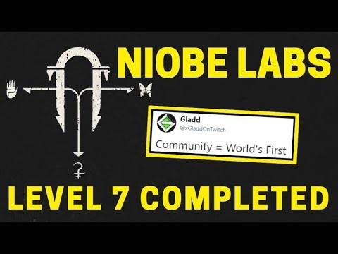 Niobe Labs Solved! [Level 7 Completed, Full Run] - Black Armory | Destiny 2 thumbnail