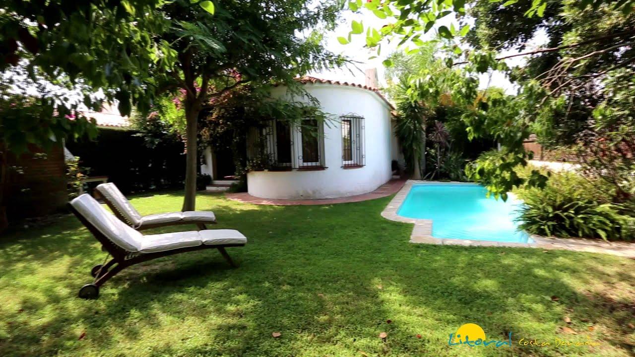Casa de alquiler vacacional villa falguera en cambrils youtube - Casas de alquiler vacacional en cadiz ...