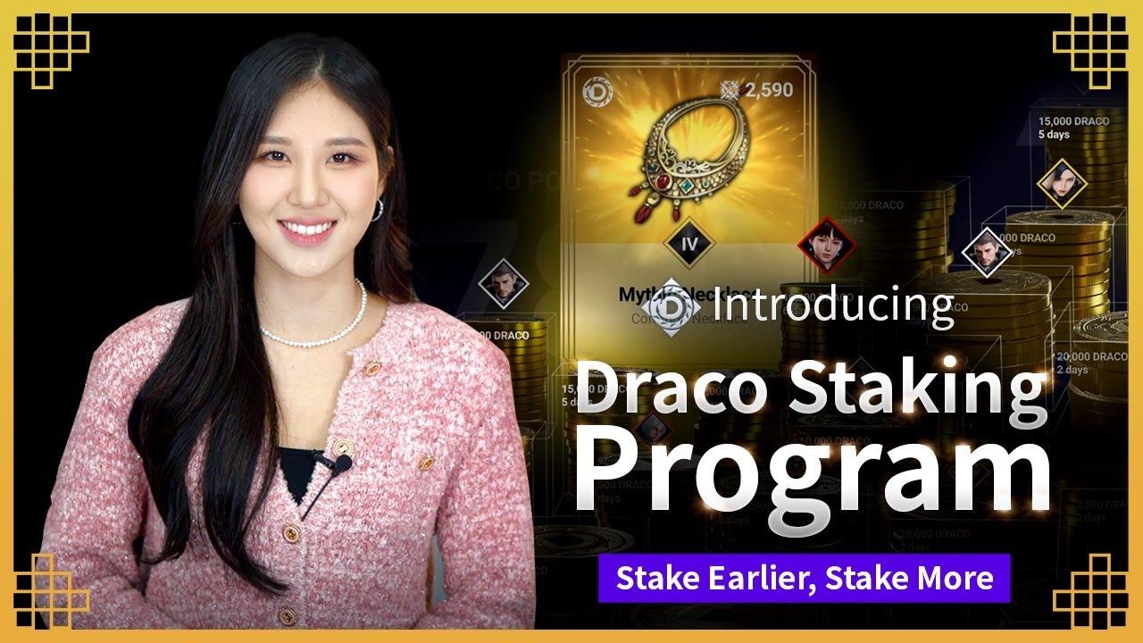 Download [MIR4] Introducing Draco Staking Program (DSP)