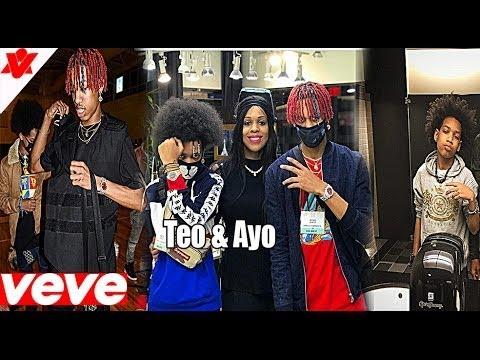 Ayo & Teo - Llama Llama Red Pajama (Official Music Video)