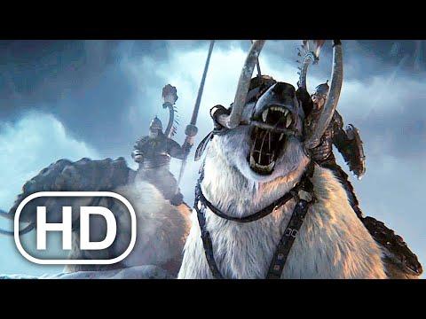 TOTAL WAR WARHAMMER Full Movie Cinematic (2021) 4K ULTRA HD All Cinematics Trailers