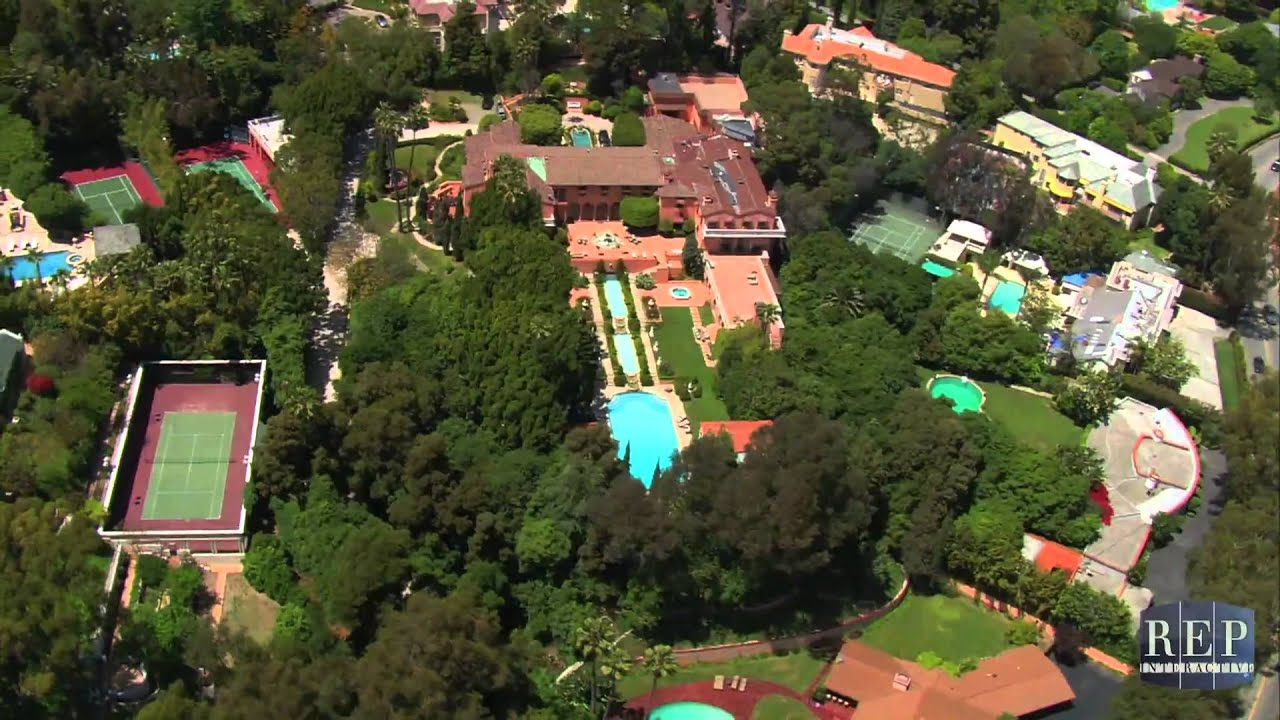 Most expensive movie star homes in the world youtube for Movie star homes beverly hills