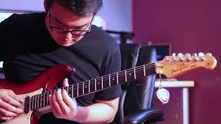 b*tch dont kill my vibe - guitar cover by joshua kim