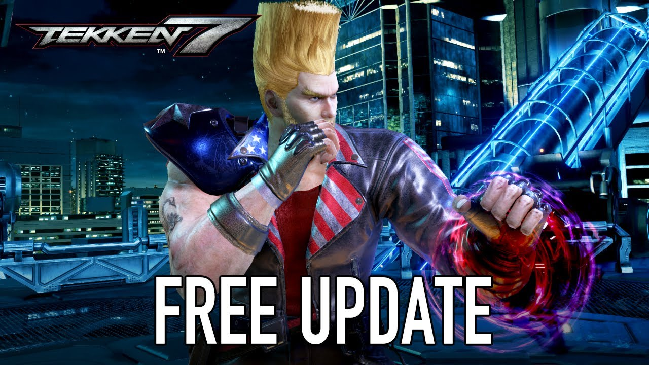 Update Tekken 7 2nd Anniversary Complete Patch Notes Ougaming