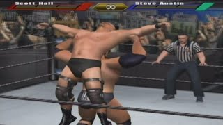 WWE Wrestlemania X8 Finishers