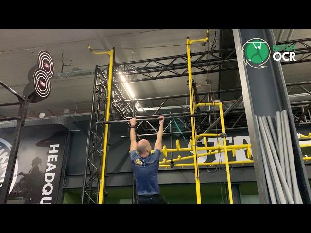 Salmon Ladder Techniek uit zwaai