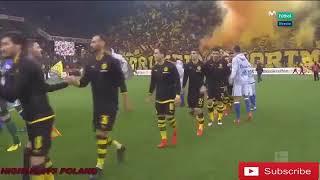 Borussia Dortmunt 4 vs Schalke 4 Goller & Kısa Özet.