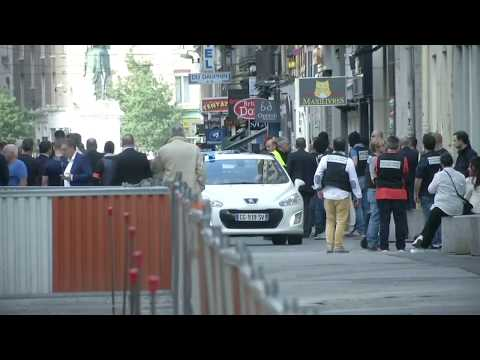 LYON: Terrorverdacht nach Explosion mit mehreren Verletzten