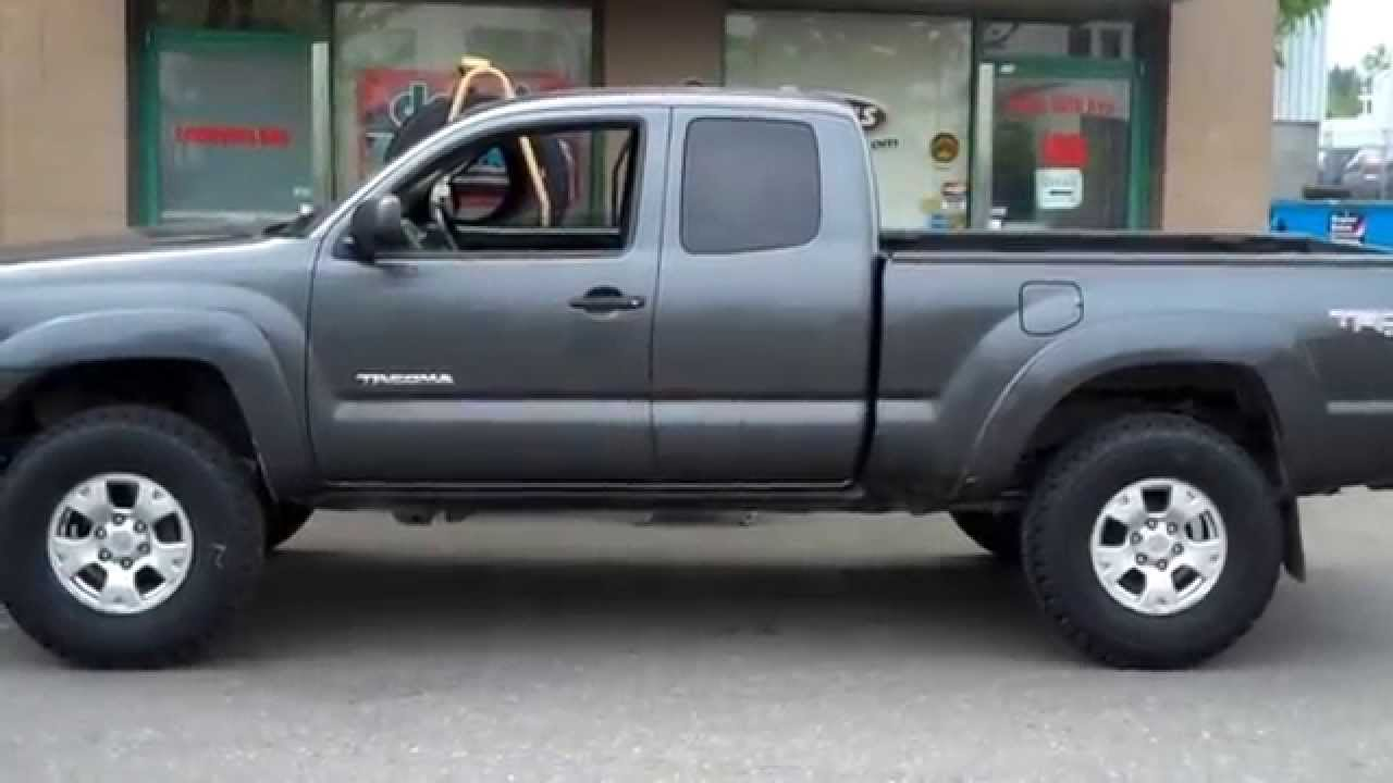 Truxxx 3'' lift kit with 1'' rear block 2010 Tacoma 2012 Ford F150 Eco Boost