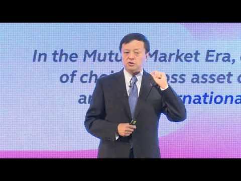 CEO Charles Li Presents Strategic Plan 2016-18 – Floor Audio