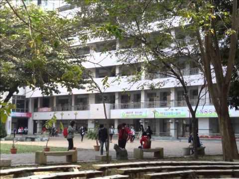Tainan University of Technology School Sceneries