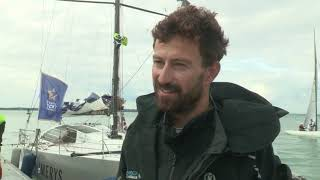 Hat-Trick Victory in the Sevenstar Round Britain and Ireland race