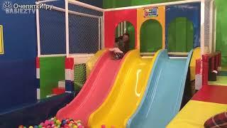 Приколы с детьми на площадках и горках