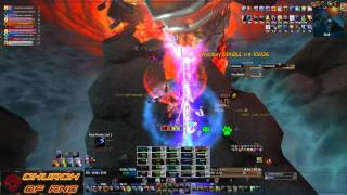 Church of RNG - 25 man Heroic Madness - Enh shaman POV