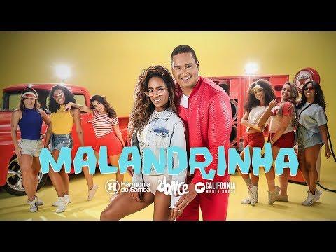 Harmonia do Samba - Malandrinha (Clipe Oficial)