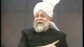 Liqa Ma'al Arab #122 Question/Answer English/Arabic by Hadrat Mirza Tahir Ahmad(rh), Islam Ahmadiyya