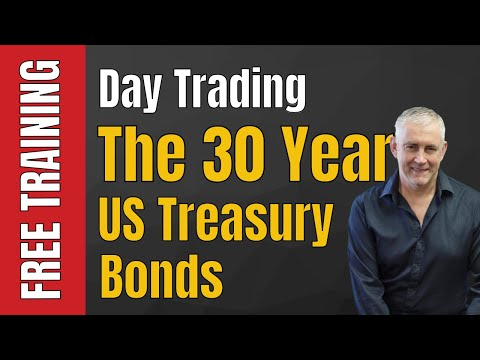 Day Trading the 30 year US Treasury bonds