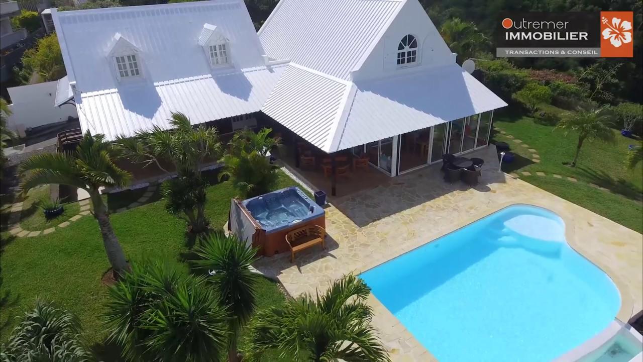 Maison de rêve au Tampon | Agence immobilière ile Réunion 974