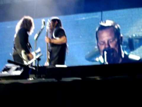 Metallica - The Mechanix (Four Horsemen) 2010.06.16 Sonisphere Festival Bemowo, Warszawa