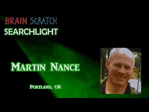 Martin Nance on BrainScratch Searchlight