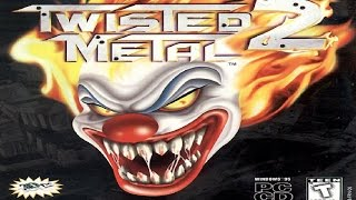 Heavy Metal Gamer: Twisted Metal 2 Review