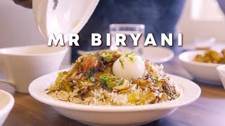 Authentic Hyderabad Biryani In The Heart of Singapore: Mr Biryani
