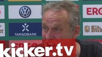 Streichs leidenschaftliches Plädoyer für Schmidt - kicker.tv
