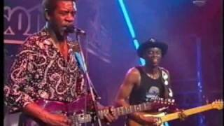 Luther Allison & Bernard Allison - Bad news is coming (part 2)