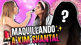 Maquillando a YouTubers | Kim Shantal