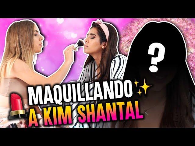 Maquillando a YouTubers   Kim Shantal