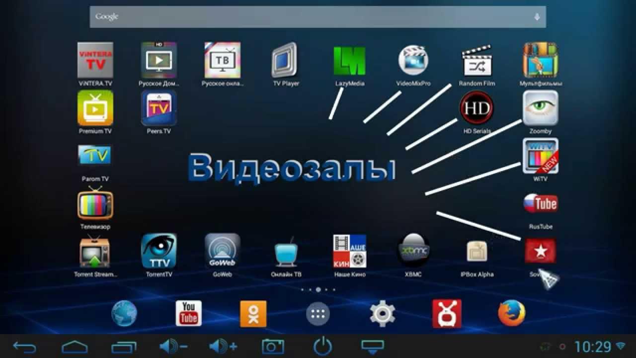 Телевизор из монитора (VGA) с приставкой DVB T2 - YouTube