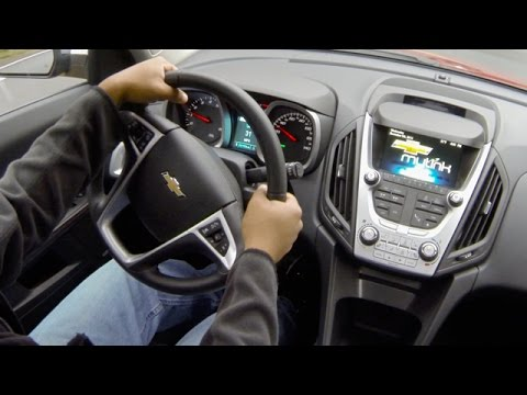 2015 chevrolet equinox performance review youtube. Black Bedroom Furniture Sets. Home Design Ideas