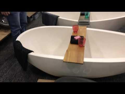 Natural Stone Baths & Basins | Melbourne Home Show