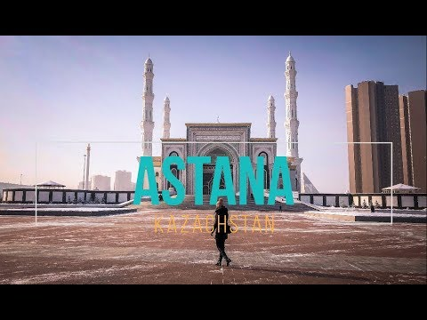 Best of weekend in Astana, Kazakhstan 2018 in 2 minutes 4K /Астана, Казахстан/