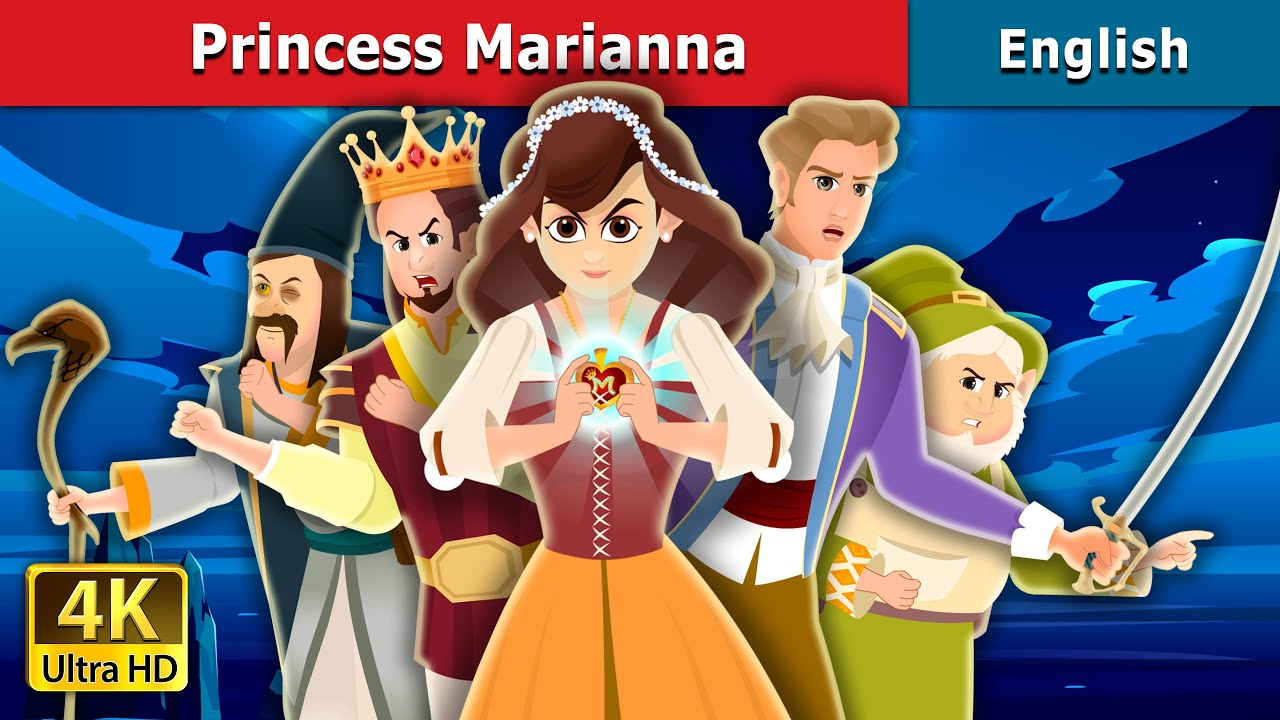 Download Princess Marianna Story in English   Stories for Teenagers   English Fairy Tales