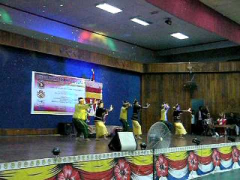 Bajau Traditional Dance