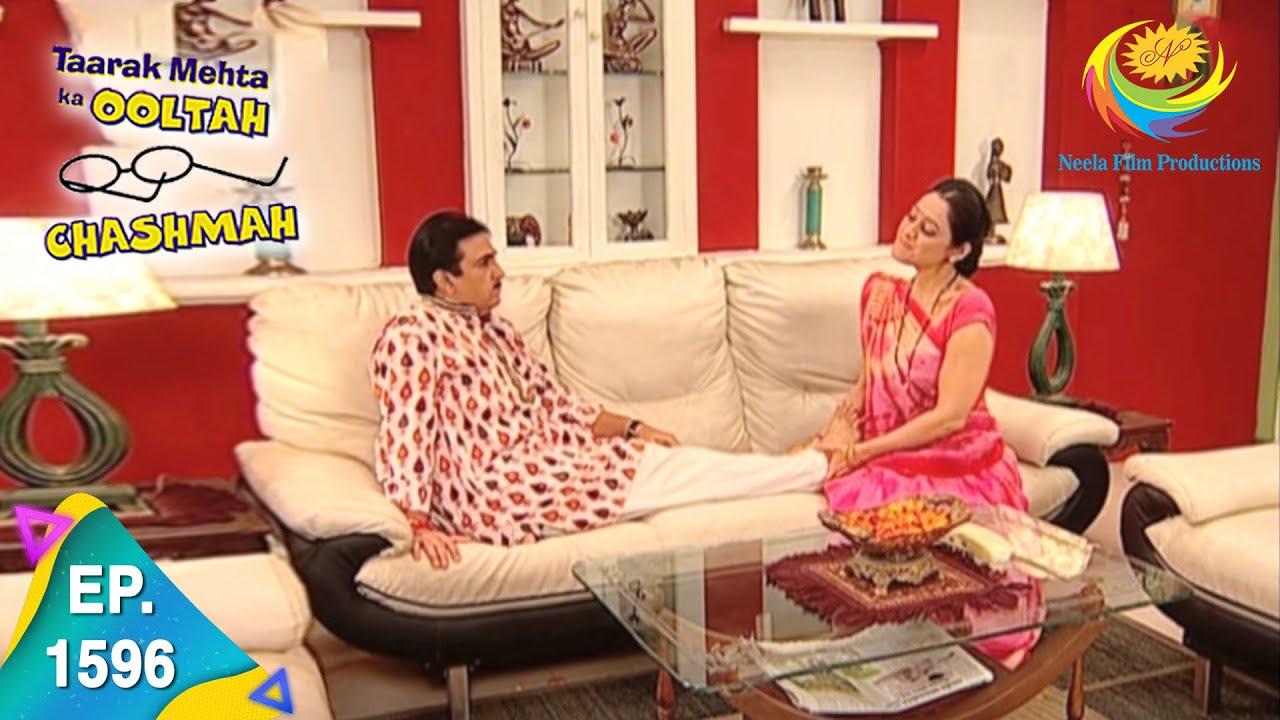 Download Taarak Mehta Ka Ooltah Chashmah - Episode 1596 - Full Episode