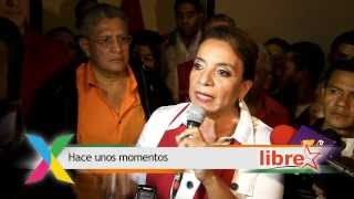 Xiomara Castro - La victoria es nuestra
