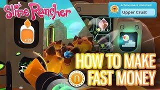 How to Make Fast Money (Newbucks) in Slime Rancher!