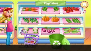 Supermarket Manajer - Kasir Toko Anak Perempuan screenshot 2