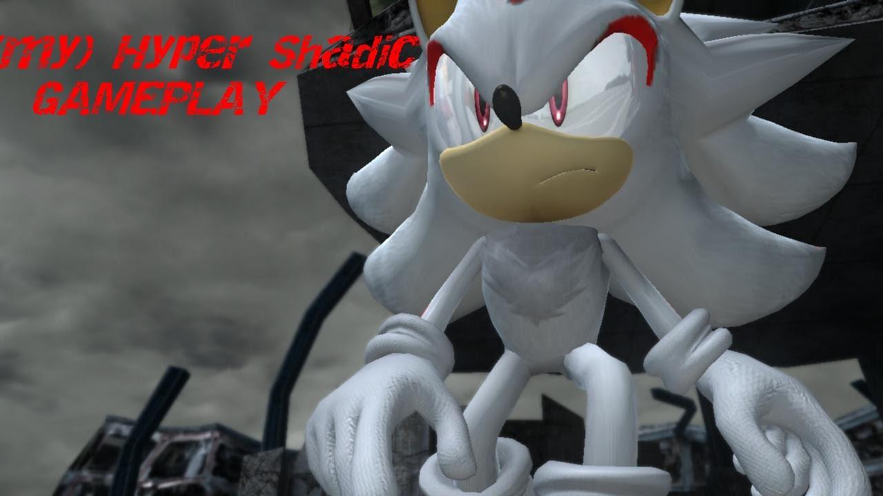 Sonic Generations - Hyper Shadic Gameplay (my vers - YouTube